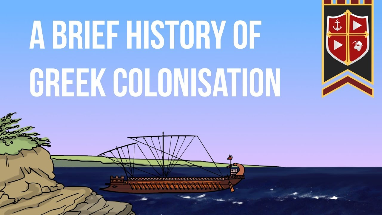 Odysseus Collaboration | A Brief History of Greek Colonisation