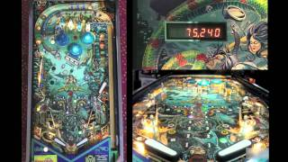 Gambar cover FATHOM Pinball Machine (Bally 1981)- PAPA video tutorial (Part 1)