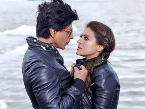 Shahrukh Khan And Kajol Romantis