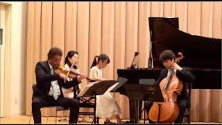 Pleyel - Piano Trio B.429 / プレイエル ピアノトリオ B.429 第2,3楽章
