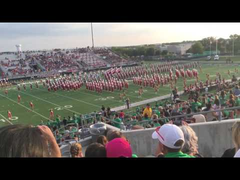 The University of Alabama Million Dollar Band at Dragon Stadium