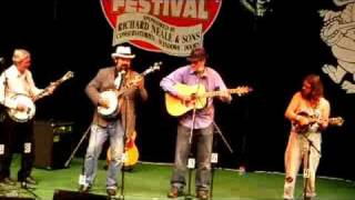 old joe clarke & bill cheatum - two banjos!