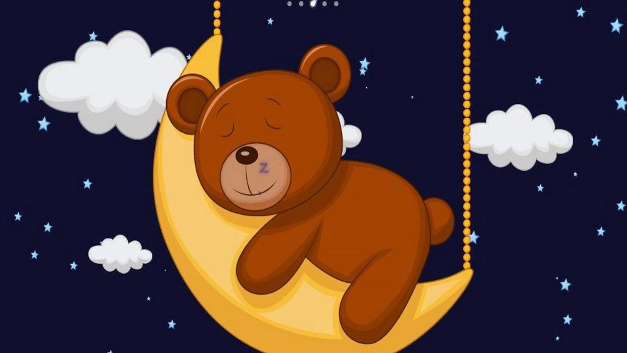 Картинка на ночь медвежонок младшего