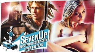 Top 7 HEISSESTE historische Serien und Filme! - SEVEN UP