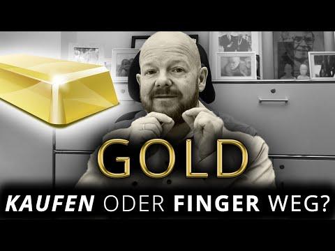 Gold - Kaufen oder Finger weg? | Jens Rabe