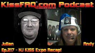 KissFAQ Podcast Ep.217 - 2018 NJ KISS Expo Recap