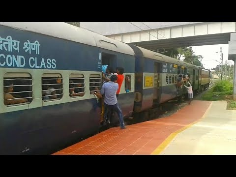 Train of sufferings: Trivandrum - Guwahati Express