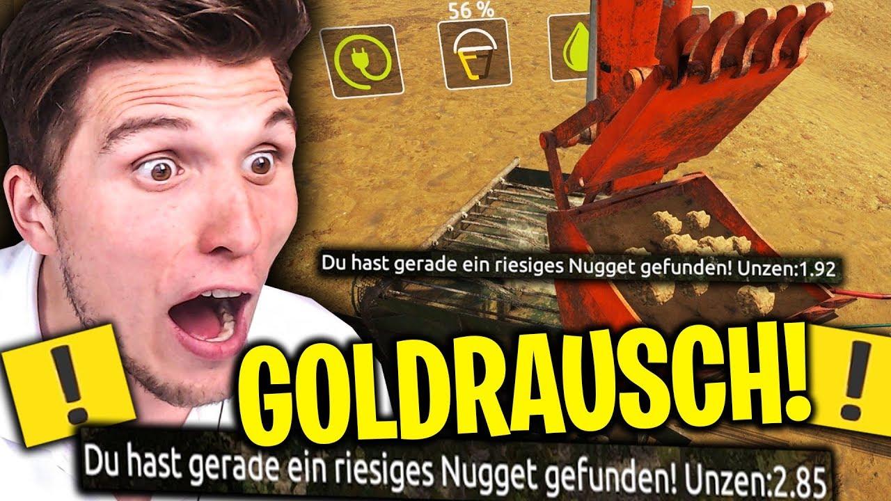 Goldrausch Simulator