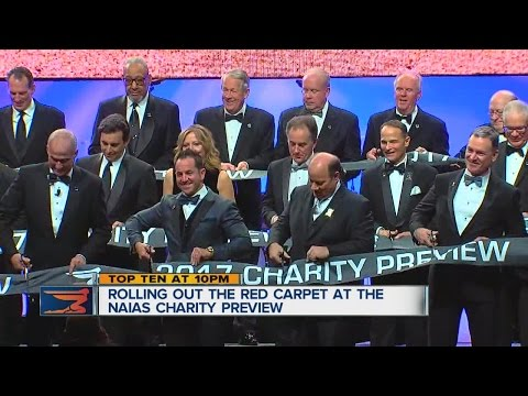 Charity Preview at North American International Auto Show