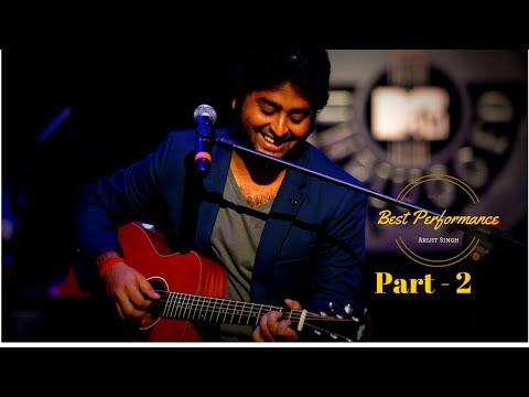 Arijit Singh Mtv Unplugged | Arijit Singh with his Soulful Performance | Arijit Singh Live