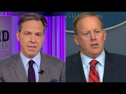 Thumbnail: Tapper to Spicer: Visit the Holocaust Museum