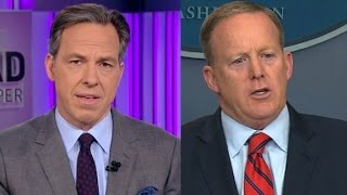 Tapper to Spicer: Visit the Holocaust Museum thumbnail