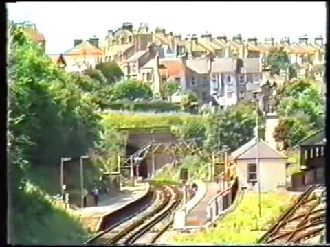 Hastings - Ashford Railway: BCL Films 1987 Documentary: Part One.