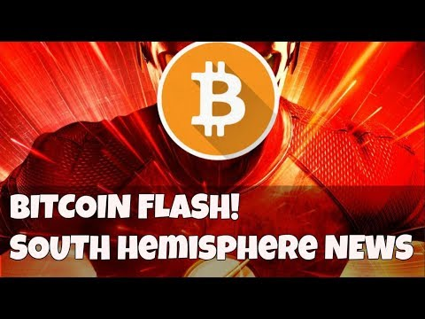 Bitcoin Flash - Latest News In the Southern Hemisphere In 2 Minutes