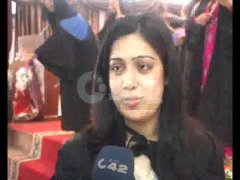 Govt Islamia College For Women Cooper Road 57th Annual Convocation Pkg By Akmal Somroo City42