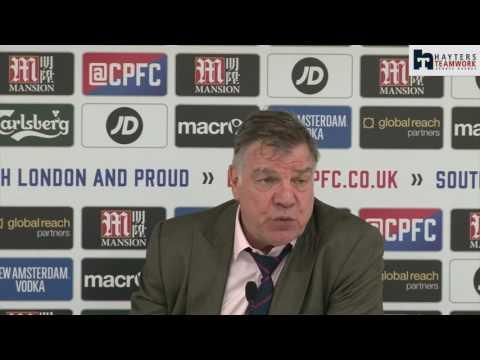 Allardyce hails 'massive' victory