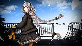 Kizuna Akari - ALL I NEED IS TOMORROW - Rus sub