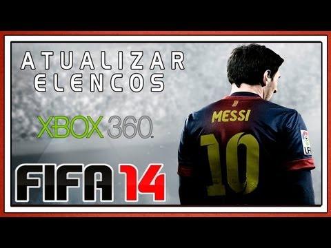 Tutorial: Atualizar Elencos do FIFA 14 via Pendrive // Atualizado 25.08.14