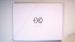 Unboxing | EXO 2017 Season Greeting