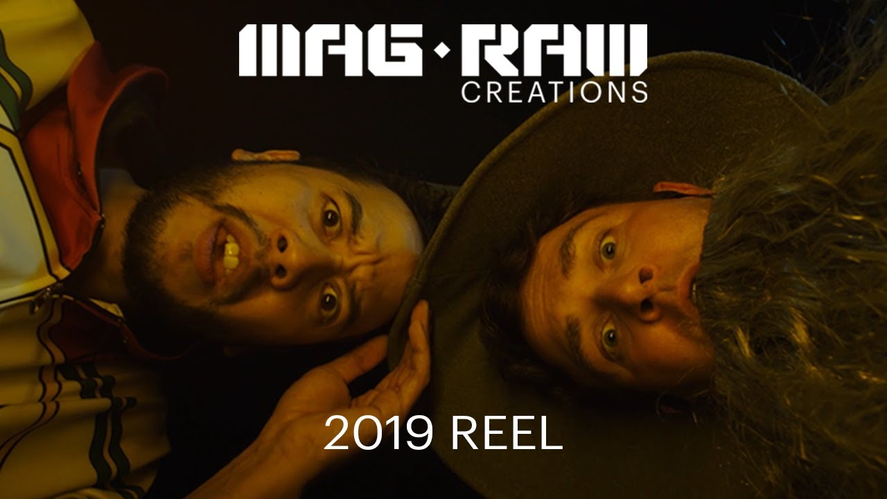 MAG-RAW Creations 2019 Reel
