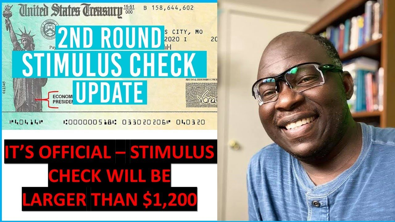 SECOND STIMULUS CHECKS TO BE APPROVED IN JULY - HIGHER AMOUNT THAN $1,200 PER PERSON
