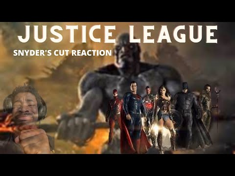 Justice League the Snyder Cut | Official Trailer (2021) Reaction