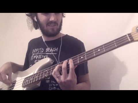John Mayer - Good love is on the way - Pino Palladino (bass cover)