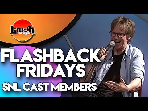 Flashback Fridays |  SNL Cast Members | Laugh Factory Stand Up Comedy