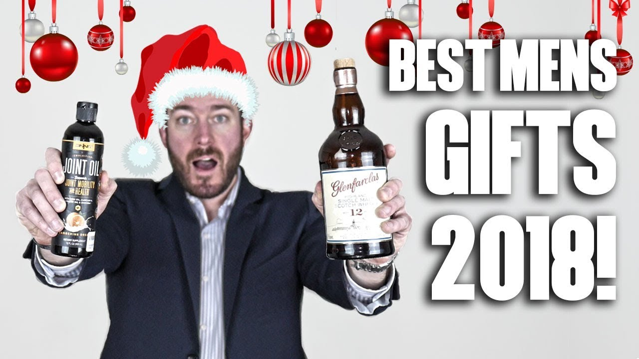 Best Mens Gift List 2018 Top Christmas Holiday Picks