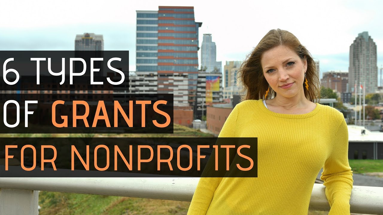 6 Types of Grants for Nonprofits (and how to find them)