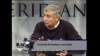 Oscar Aguad en Meridiano 64
