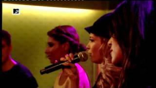 Monrose - Breathe You In Acoustic Auftritt