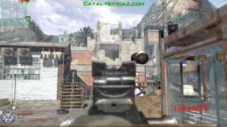 MW2   PC NUKE Gameplay   Catalyst-Hax.com Aimbot Free Download! [WORKING WITH 1.2.208-July Update]