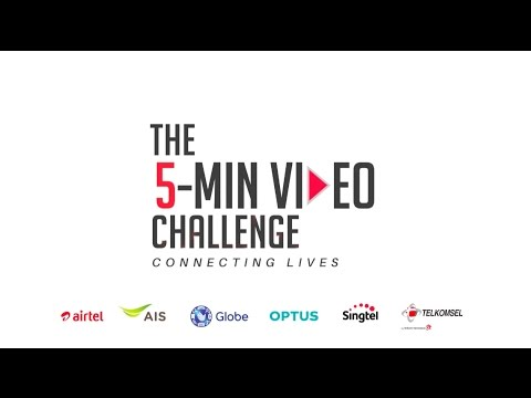 The 5-Min Video Challenge 2016 Highlights