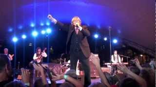 "Peter Noone ""Kind of Hush"" Akron"