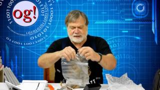 Review of the MFJ-1835 Cobweb Antenna (#71)