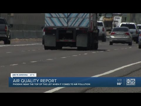 Phoenix Ranks As One Of The Most Polluted U.S. Cities On New List