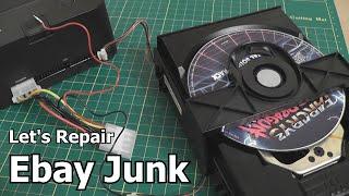 Let's Repair - Ebay Junk - Philips CD-i - Part 2