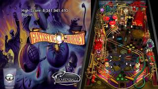 Pro Pinball: Fantastic Journey -- Drop Challenge