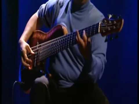 Anthony Jackson and Steve Gadd solos - Stuttgart 1998
