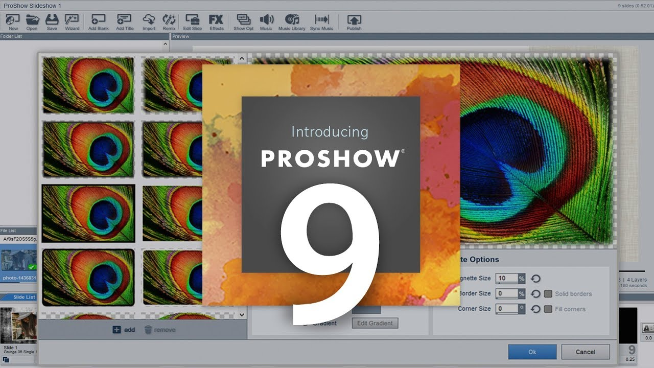 Image result for Photodex ProShow Producer 9