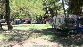 Camp site Kazela - Medulin - camping Croatia