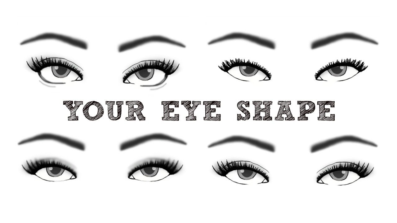 Finding Your Eye Shape Themakeupchair Youtube