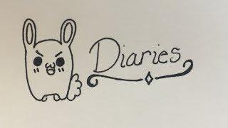 Diaries!