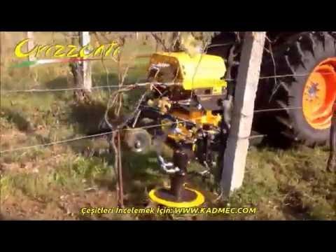 Duyargalı Ot Mücadelesi Makinaları - Orizzonti