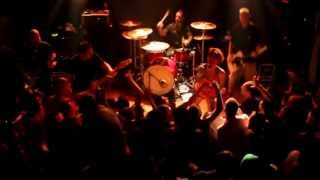 WALLS OF JERICHO Live(HD) in TOULOUSE/NOISER FEST