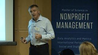 Nonprofit Management Master Class Lecture by Dr. Adrian Sargeant