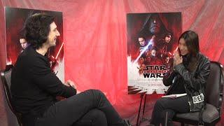 STAR WARS: THE LAST JEDI บทสัมภาษณ์พิเศษกับ Adam Driver