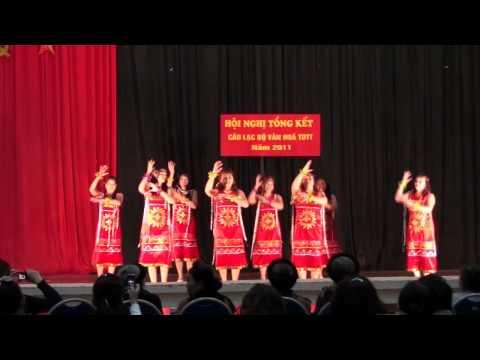 Múa: Ngày Đá Đơm Bông