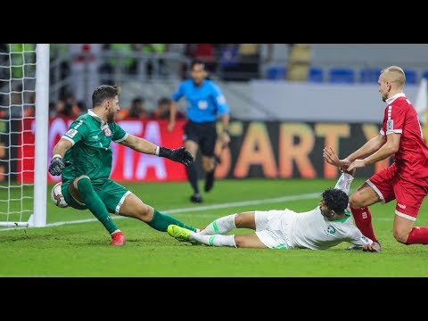 Highlights: Lebanon 0-2 Saudi Arabia (AFC Asian Cup UAE 2019: Group Stage)